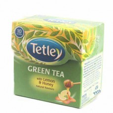 TATA TETLEY GREEN TEA LEMON & HONEY