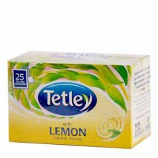TATA TETLEY LEMON TEA BAGS