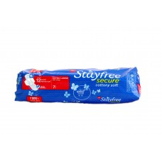 STAYFREE EXTRA LARGE WINGS 7 PADS