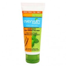 EVERYUTH CLEAR TULSI TURMERIC FACE WASH