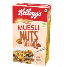 KELLOGGS MUESLI FRUIT AND NUT