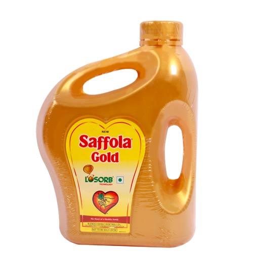 SAFFOLA GOLD OIL (JAR)