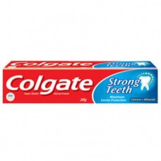 COLGATE TOOTHPASTE STORNG TEETH