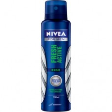 NIVEA FRESH ACTIVE RUSH DEO