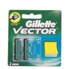 GILLETTE VECTOR TWIN BLADES