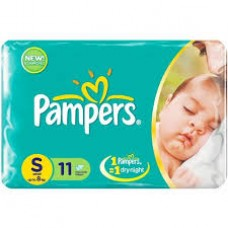 PAMPERS S  UP TO 8KG