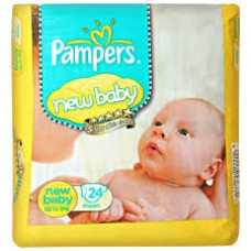 PAMPERS NEW BABY  UP TO 5KG