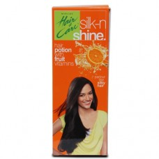 HAIR & CARE SILK-N SHINE