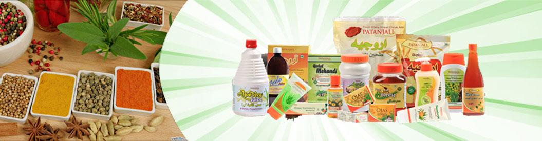 Organic Foods & Patanjali